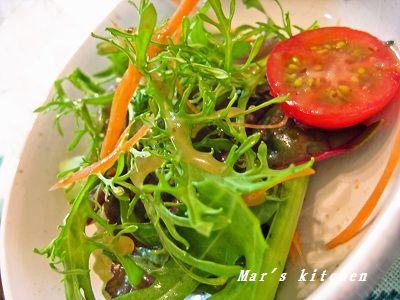 4-22 野菜サラダ