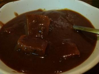牛タンカレー煮