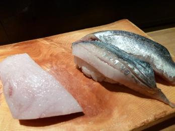 鰹と秋刀魚