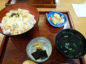 高野山のお昼
