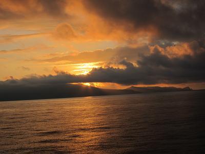 IMG_3862 10 沖永良部島に沈む夕日