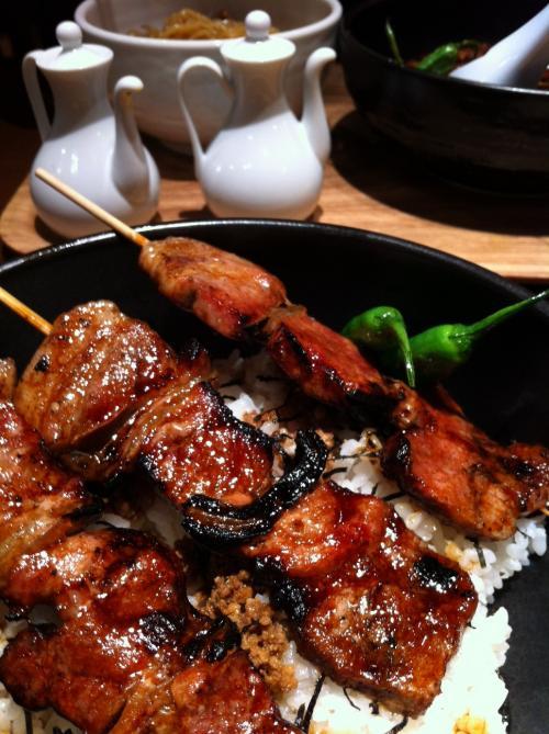 室蘭焼き鳥丼