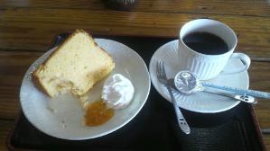 天理観光農園ケーキ