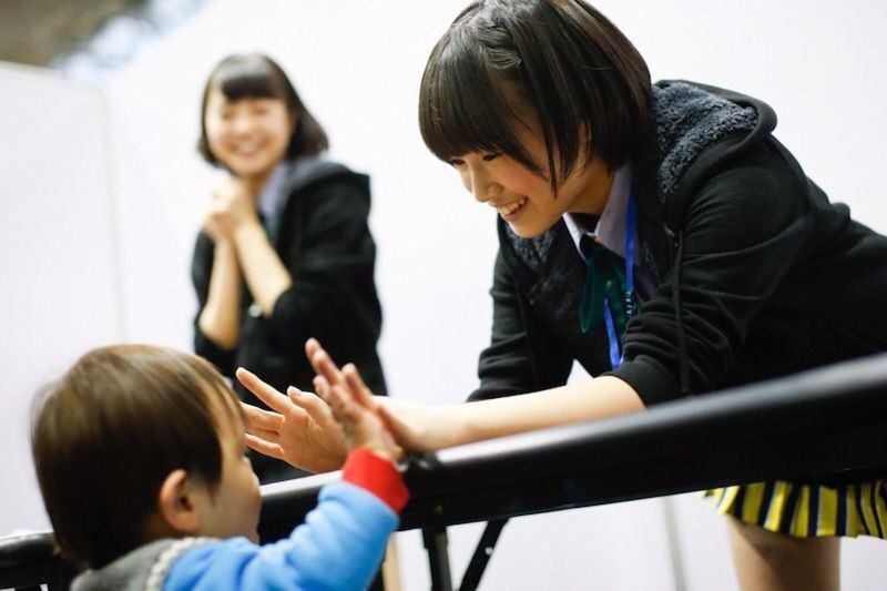 子供と朝永美桜