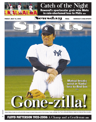 newsday-2006-05-12