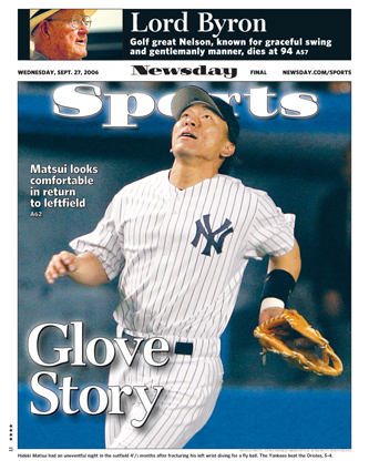 newsday-2006-09-27