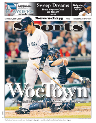 newsday-2006-10-07