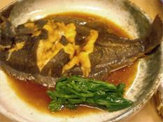 真鍋島三虎料理2