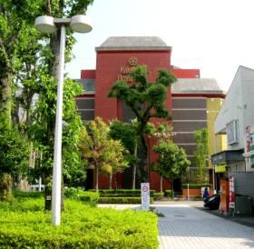 2013_06 08_掛川駅前のホテル