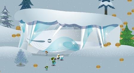 氷漬けのクジラ01