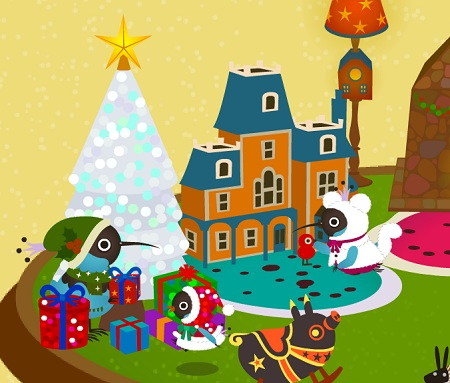 クリスマスピヨールズ02