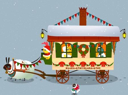 クリスマスパレード04