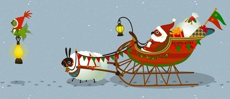 クリスマスパレード02
