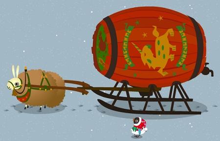 クリスマスパレード09