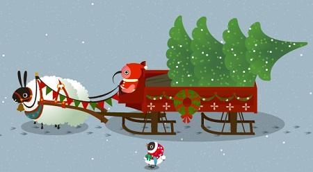 クリスマスパレード08