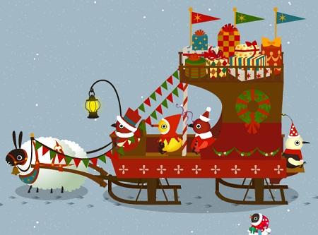 クリスマスパレード06
