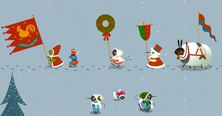 クリスマスパレード01
