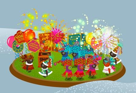 ピヨールズ2012新年