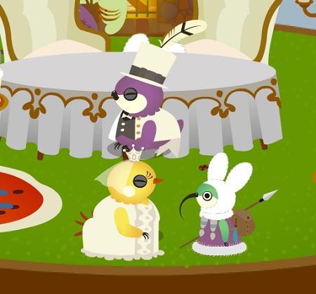 マルリィ結婚
