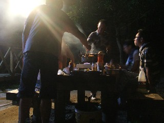 キャンプ-1