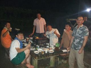 キャンプ-4