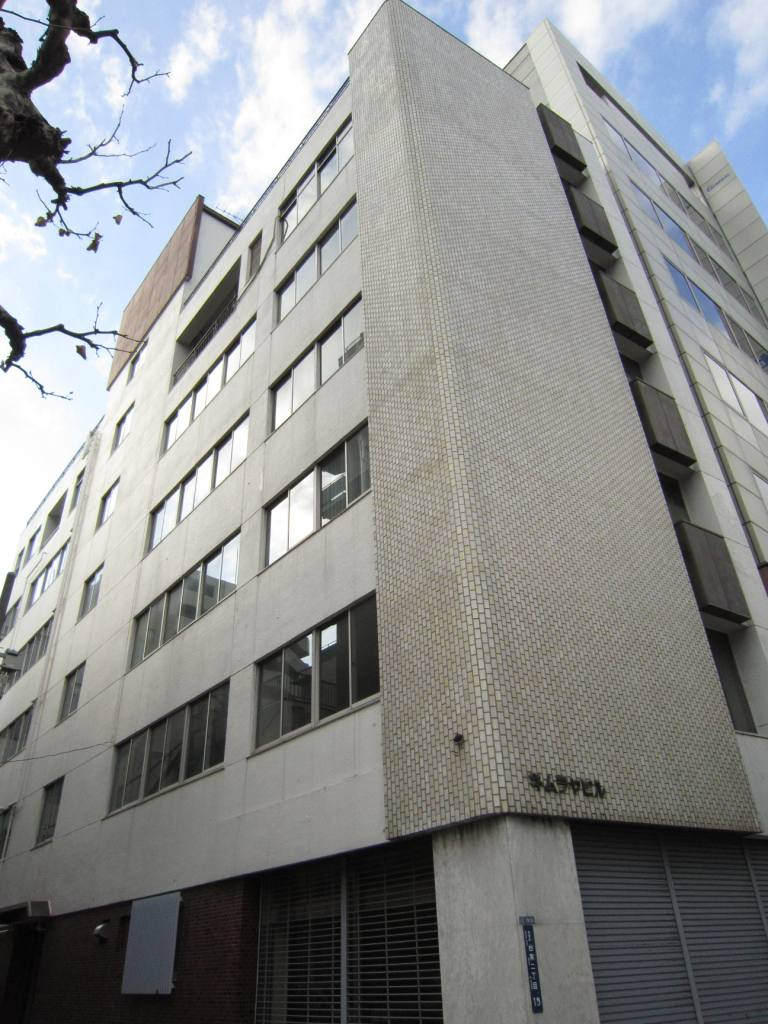 新御徒町木村屋事務所ビル外観写真
