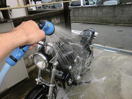 ゼファー洗車-5