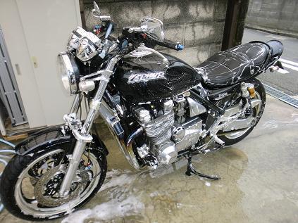 ゼファー洗車-4