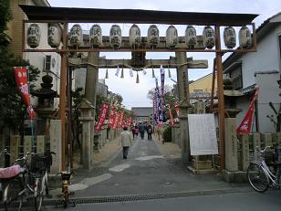初詣-堤根神社12-1b