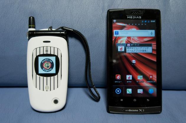 さようならTigers携帯、こんにちはスマホ-001