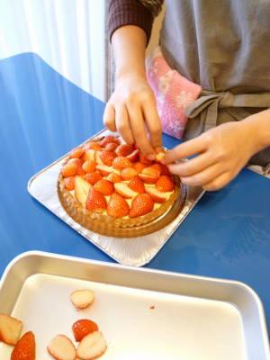 イチゴのタルト2・8・1