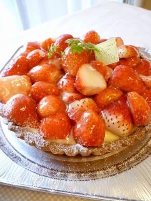 イチゴのタルト2・8