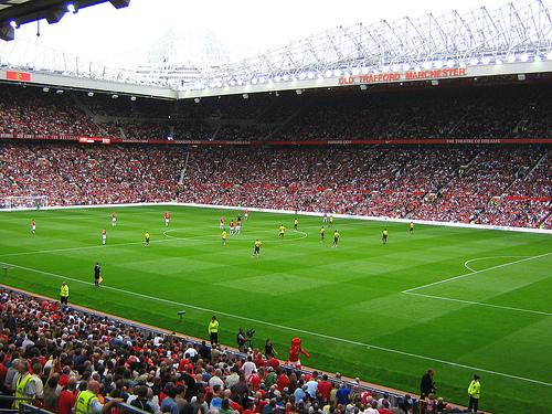 スタジアム プレミア マンU Old Trafford