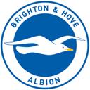 128 エンブレム  プレミアリーグ  ブライトン & ホーヴ・アルビオンFC