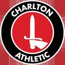 128 エンブレム  プレミアリーグ チャールトン・アスレティックFC