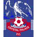 128 エンブレム  プレミアリーグ  クリスタル・パレスFC