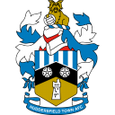 128 エンブレム  プレミアリーグ  ハダースフィールド・タウンFC