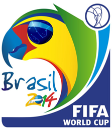 256 リーグ 大会ロゴ ワールドカップbrasil2014