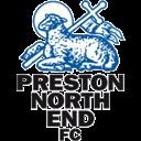 128 エンブレム  プレミアリーグ プレストン・ノースエンドFC01