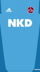 ユニフォーム 1.FCニュルンベルク GK 01