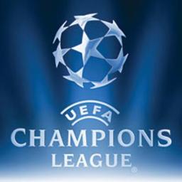 リーグ 大会ロゴ UEFA Champions League 青背景
