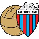 128 エンブレム   セリエA  Catania