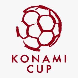 256 リーグ 大会ロゴ Konami cup