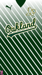 ユニ その他 Oakland Athletics 01