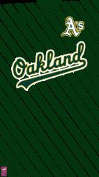 ユニ その他 Oakland Athletics 01