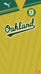 ユニ その他 Oakland Athletics 04