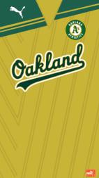ユニ その他 Oakland Athletics 04