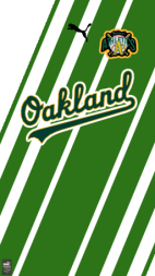 ユニ その他 Oakland Athletics 05