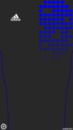 adidas企業ロゴなしエンブレムなし 03
