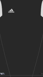 adidas企業ロゴなしエンブレムなし 09